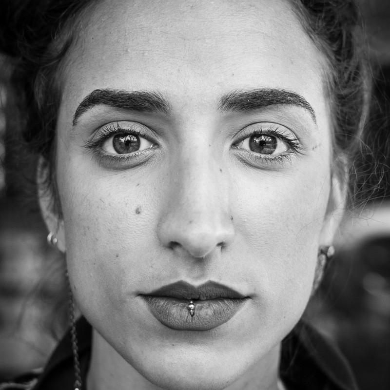 Faces & Photography - Portrait by Dani Oshi