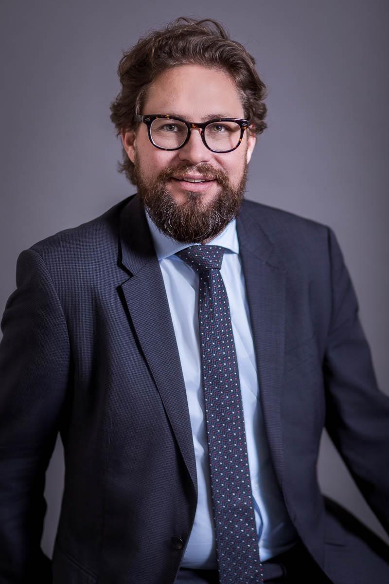 Corporate Portrait of Technical Advisor