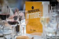 The Entrepreneurial Attitude: Lessons From Junior Achievement's 100 Years book during Leaders for a Day 2018