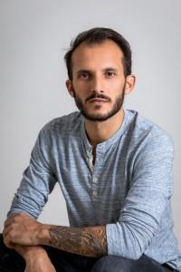 Portret van Dani Oshi (Daniel Osorio)