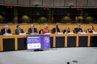 Discussion Panel during the Breaking Point - Solving the European Wildlife Rescue Crisis Conference