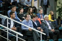 Audience listening to the conference at the EURADA AGORADA 2018, Charleroi