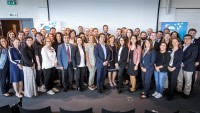 Group picture all attendees during the EURADA General Assembly 2018