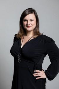 Portrait of Cosmina Gantner for the European Social Network