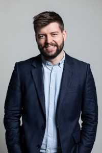 Portrait of Edward Shrimpton the European Social Network