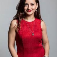 Portrait of Jeta Bejtullahu for the European Social Network