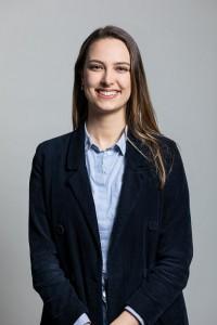 Portrait of Laura Mangeng for the European Social Network