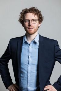 Portrait of Martin Lichte for the European Social Network